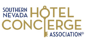 Southern Nevada Hotel Concierge Association Color Logo