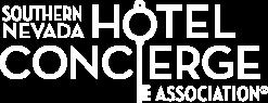 Southern Nevada Hotel Concierge Association Footer Logo